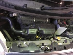 ダイハツタントのエンジンのかかりがちょっと悪いという